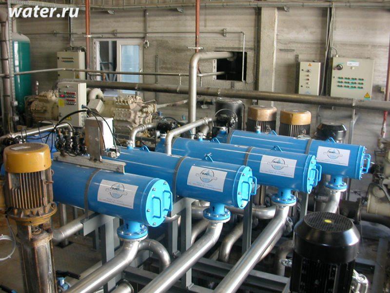 водоподготовка yamit